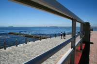 Sea Point promenade railing [0712018063]