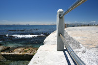 Sea Point promenade railing [0712018067]
