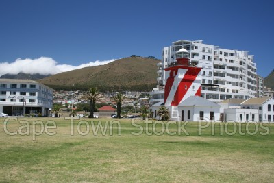 signal hill,green point,mouille point,lighthouses
