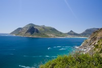Hout Bay from Chapman's Peak Drive [0712198560]