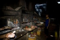 Braaing at Mzoli's Meat in Gugulethu [0803082834]