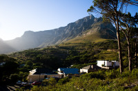 Table Mountain in the morning [1001235491]