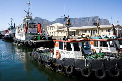 v&a waterfront,harbour,table bay harbour,boats