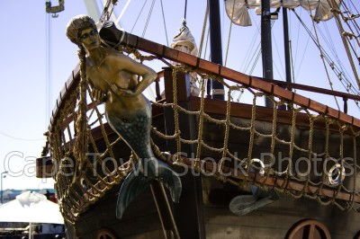 v&a waterfront,boat,ships,figureheads