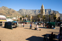 Grand Parade and Table Mountain [1004170558]