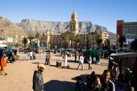 Grand Parade and Table Mountain [1004170560]