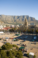 Grand Parade and Table Mountain [1004170617]