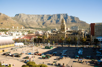 Grand Parade and Table Mountain [1004170620]