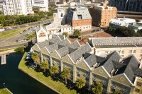 Cape Town City Lodge from above [1009114379]