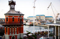 Clock Tower and Table Bay Hotel [1102272126]