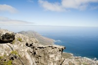 Twelve Apostles from top of Table Mountain [1103262967]
