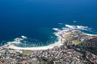 table mountain,camps bay