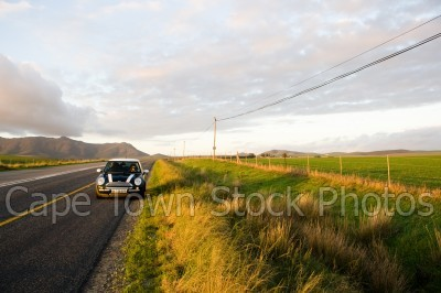 mountain,landscape,countryside,cars