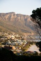 Camps bay from Signal Hill [1107097146]