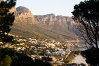 Camps bay from Signal Hill [1107097150]