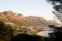 Camps bay from Signal Hill [1107097155]