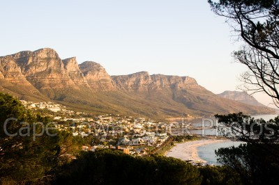 mountain,camps bay,twelve apostles