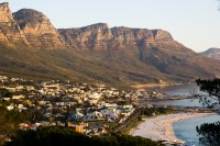 Camps bay from Signal Hill [1107097156]