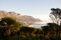 Camps bay from Signal Hill [1107097157]
