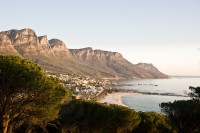 Camps bay from Signal Hill [1107097158]