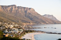 Camps bay from Signal Hill [1107097159]