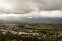 Grey clouds above Paarl [1108137678]