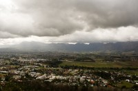 Grey clouds above Paarl [1108137679]