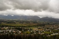Grey clouds above Paarl [1108137680]