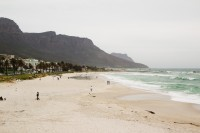 Deserted Camps Bay beach [1108290155]