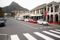Victoria Road in Camps Bay [1108290194]