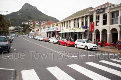 lions head,camps bay,restaurants,cars