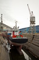 Robinson dry dock at the V&A Waterfront [1108290273]