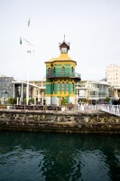 Clock Tower at the V&A Waterfront [1108290278]