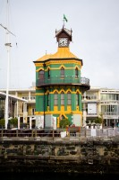 Clock Tower at the V&A Waterfront [1108290279]
