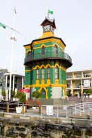 Clock Tower at the V&A Waterfront [1108290283]