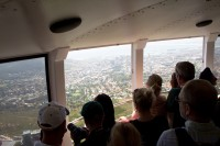 People inside cable car [1108290715]