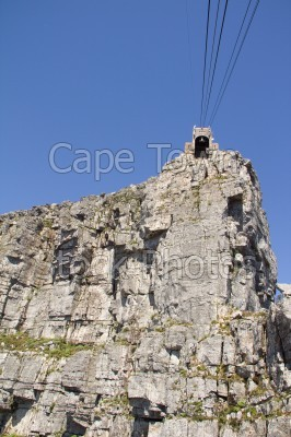 table mountain,cableway