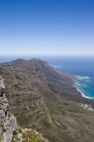 Twelve Apostles from top of Table Mountain [1108290726]