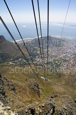 signal hill,cableway