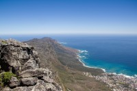 Twelve Apostles from top of Table Mountain [1108290738]