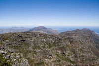 Looking South from on top of Table Mountain [1108290756]