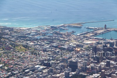 harbour,city,table bay,buildings
