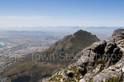table mountain,devil's peak,boland mountains