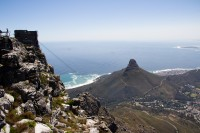 Lion's Head from Table Mountain [1108290827]