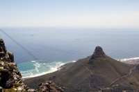 Lion's Head from Table Mountain [1108290828]