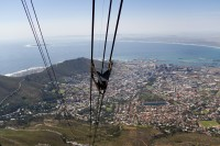 Cape Town from the cable car [1108290850]