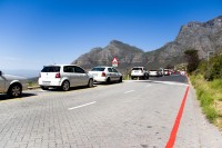 Cape Town Cable Way parking area [1108290858]