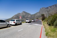 Cape Town Cable Way parking area [1108290859]