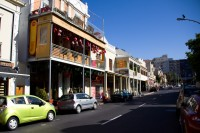 Long Street in Cape Town [1108290872]