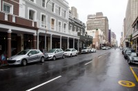 Long Street in the rain [1112223532]